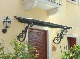 tettoia in ferro battuto tettoie e pensiline realizzazione su misura vetro acciaio