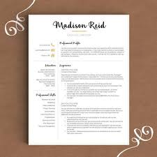 Eye Catching Words For Resume Best 25 Resume Templates For Word Ideas On Pinterest Curriculum