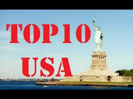 great places to visit in the us visit america top 10 cities in the usa youtube