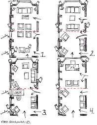 House Plans For Long Narrow Lots 1000 Ideas About Narrow House Plans On Pinterest Lot Plan 2080 Sq