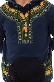 dashiki sweater 10 hoody dashiki in navy karmaloop com