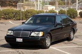 1999 black mercedes purchase used 1999 mercedes s600 sedan 4 door 6 0l v12 black