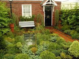 Small Terraced House Front Garden Ideas Sunflower Garden International Design Awards