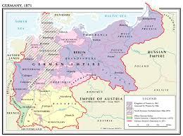 Map Of Germany And Austria by World History Maps