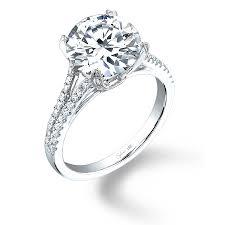 classic engagement ring classic split shank engagement ring engagement ring