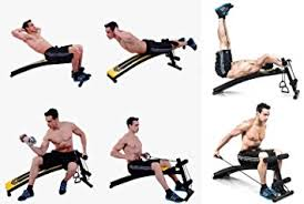 Incline Decline Bench Exercises Adjustable Weight Bench Weight Lifting Gym Home Workout Bench