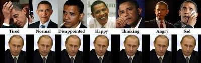 Obama Putin Meme - russian official burns obama with putin leopard pic page 1