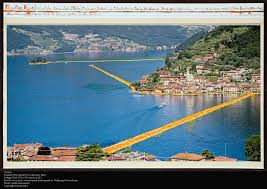 Floating Piers by Christo On Lake Iseo The Italian Touch