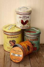 vintage white chalkboard canisters set of 3 kirklands kitchen