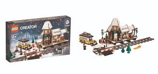 introducing the 2017 winter set lego 10259 winter