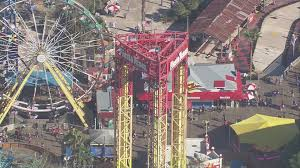Weather Six Flags Md Kens5 Com Thieves Hit Fiesta Texas Again Vehicle Thefts And