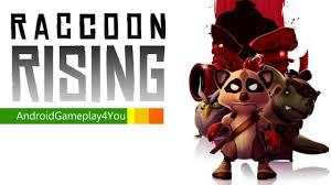 raccoon rising free android game gameplay game for kids youtube