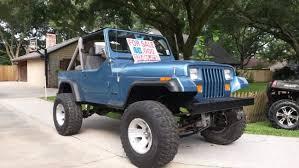 1987 jeep wrangler yj 1987 jeep wrangler yj trucks other for sale in lafayette