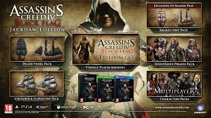 Black Flag Legendary Ships Ubisoft Unveils Assassin U0027s Creed Iv Black Flag Jackdaw Edition