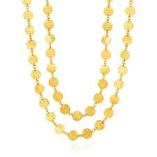 yellow jewelry necklace images Ara 24k gold jewelry desires by mikolay jpg