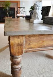Esszimmertisch Selber Machen Tisch In Betonoptik Selber Machen Ideen Mit Effektspachtel