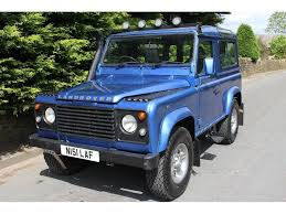 range rover defender pickup land rover defender 2 5 90 pick up td5 for sale in rossendale
