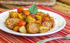easy one skillet meal 30 minute hearty italian sausage and potatoes