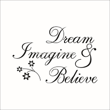believe home decor online shop dream imagine believe home decor creative wall decals