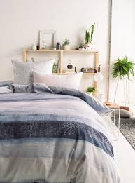 linen house calm sea duvet cover set simons maison home