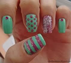 45 best glitter nail art images on pinterest glitter nail art