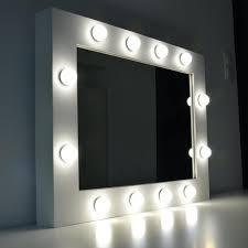 Above Mirror Vanity Lighting Mirror Lighting Bunnings Best Light Bulb For Makeup Mirrors With