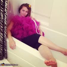 Bathtub Halloween Costume Diy Loofah Costume Women