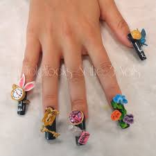 109 best competition nails images on pinterest fantasy 3d nails