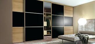 closet door ideas for bedrooms wood sliding closet doors for bedrooms handballtunisieorg sliding