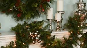 Tall Christmas Decorations For Mantle by Pretty Christmas Mantel Ideas