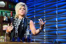theresa tlc hair styles theresa caputo i m the first one to say what i do is crazy