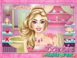 dress up gameakeover games of barbie