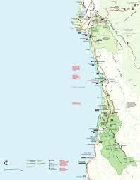 california map national parks redwood national park map redwood national park california mappery