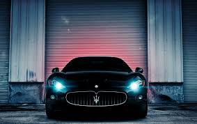 maserati granturismo black black maserati granturismo headlights wallpapers black maserati