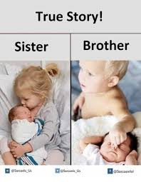 Sarcastic Love Memes - 9 funny brother memes for national sibling day 2018 that just get you