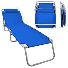 Folding Chaise Lounge Folding Beach Sleeping Chair Folding Beach Sleeping Chair