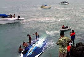 three tourists killed one missing in speed boat accident off