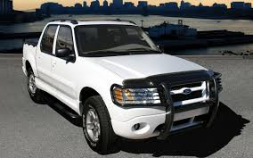 Ford Explorer Sport Price In India Ford Explorer Sport Trac 2001 2010 Thunderform Custom Amplified