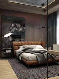 Modern Bedrooms For Men - cool masculine bedroom for mens ideas themsfly