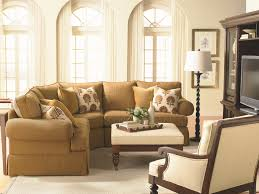 Upholstery Sectional Sofa B Customizable B 2 Pc Sectional With Sock Arms And Bun Legs