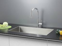 Ruvati RVC Stainless Steel Kitchen Sink And Chrome Faucet Set - Kitchen sink and faucet sets