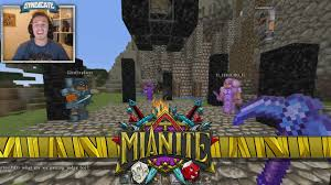 captainsparklez house in mianite minecraft mianite judgement of the gods saving marlin