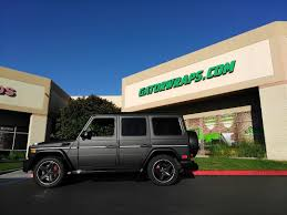 mercedes benz jeep matte black matte black color change on this mercedes benz g class suv gator