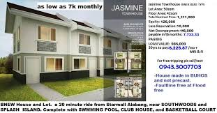 rent to own house and lot 5kmonthly near alabang muntinlupa