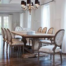 french script l shade chippendale dining table with white french dining chairs french