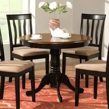 Cherry Round Kitchen  Dining Tables Youll Love Wayfair - Kitchen breakfast table