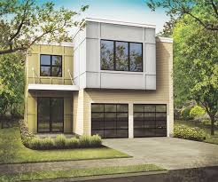 houses for narrow lots designing for narrow lots professional builder