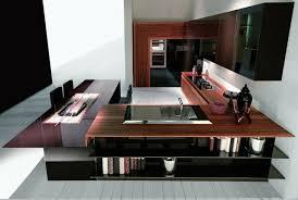 cuisine ultra moderne 73 idées de cuisine moderne avec îlot bar ou table à manger