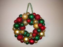 ornament wreath 4 steps with pictures