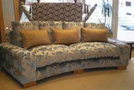Curved Sofas Uk Niagara Curved Sofa The Upholstery Rooms